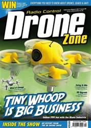 Radio Control DroneZone issue DroneZone 009