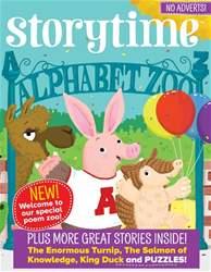 Storytime Magazine Cover