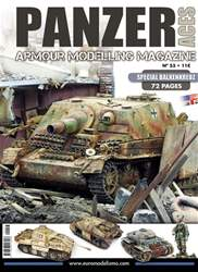 Panzer Aces issue Panzer Aces 53