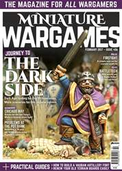 Miniature Wargames issue 406 February 2017