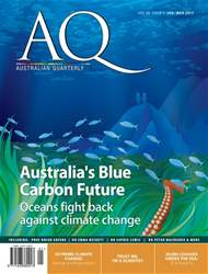 AQ: Australian Quarterly issue AQ: Australian Quarterly 88.1