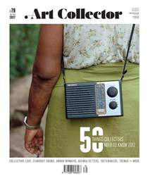 Art Collector issue Jan-March 2017
