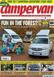 Campervan issue Issue 5: FUN IN THE FOREST