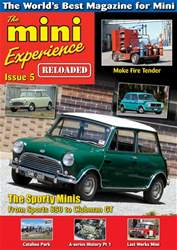 The Mini Experience issue Issue 5