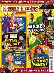 Horrible Histories issue Issue 53