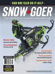 Snow Goer Canada issue SGC February 2017