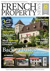 French Property News issue Feb-17
