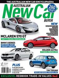 Australian New Car Buyer issue Dec Issue#48 2016
