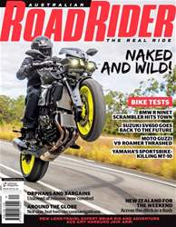 Australian Road Rider issue Issue#132 Jan 2017