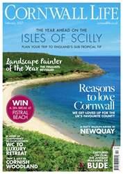Cornwall Life issue Feb-17