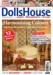 Dolls House and Miniature Scene issue February 2017 (Iss 273)
