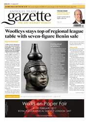 Antiques Trade Gazette issue 2275