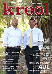 Kreol Magazine issue Kreol Magazine