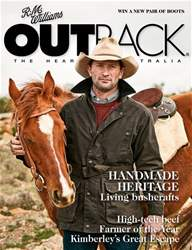OUTBACK Magazine issue OUTBACK 111