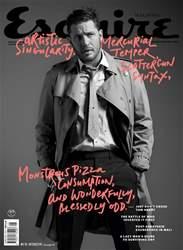 Esquire Malaysia issue January/February 2017
