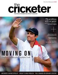 The Cricketer Magazine issue February 2017