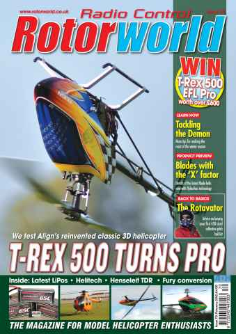 Radio Control Rotor World issue 70