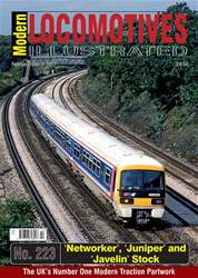 Modern Locomotives Illustrated issue Issue 223