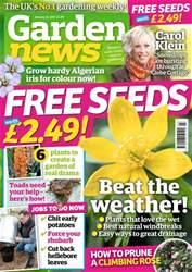 Garden News issue 21st January 2017