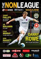The Non-League Magazine issue Issue 14