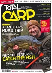 Total Carp Magazine Cover
