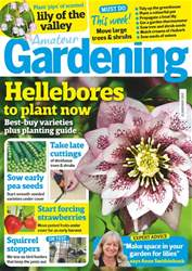 Amateur Gardening issue 21st January 2017