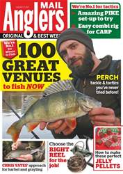 Anglers Mail issue 17th January 2017