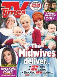 TV Times issue 21st January 2017