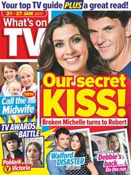 What's on TV issue 21st January 2017