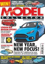 Model Collector issue February 2017