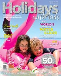 Holidays With Kids issue Volume 50