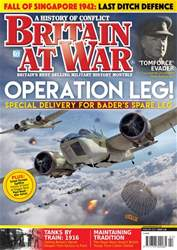Britain at War Magazine issue February 2017