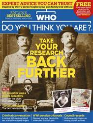 Who Do You Think You Are? issue February 2017