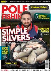 Pole Fishing issue March 2017