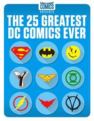 The 25 Greatest Comics Ever  issue The 25 Greatest Comics Ever
