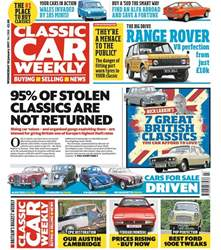 Classic Car Weekly issue 18th January 2017
