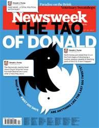 Newsweek International issue 27 January 2017