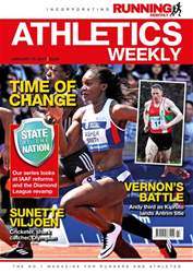 Athletics Weekly issue January 19, 2017