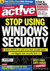 Computer Active issue 493