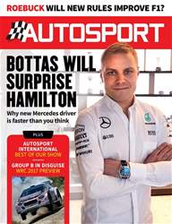 Autosport issue 19th January 2017