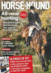 Horse & Hound issue 19th January 2017