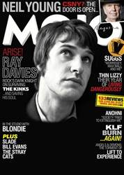 Mojo issue March 2017