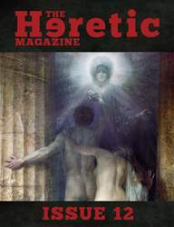 The Heretic Magazine Magazine Cover
