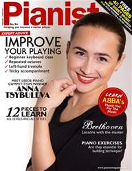Pianist issue Issue 94 February-March 2017