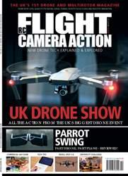 Flight, Camera, Action issue Flight, Camera, Action