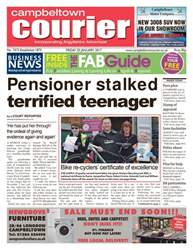 Campbeltown Courier issue 20th January 2017