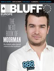 Bluff Europe issue Bluff Europe January 2017
