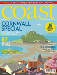Coast Magazine Cover