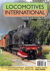 Locomotives International issue Issue 106 - February March 2017