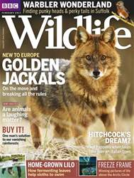 BBC Wildlife Magazine issue February 2017